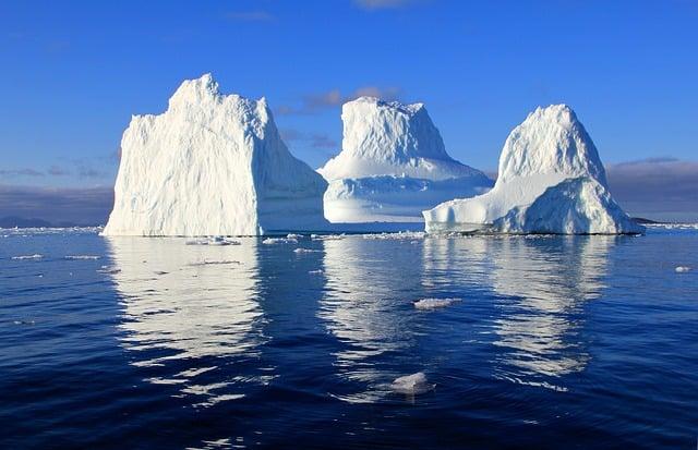 氷山_地球温暖化