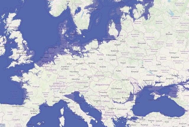 海面上昇_ヨーロッパ_被害状況