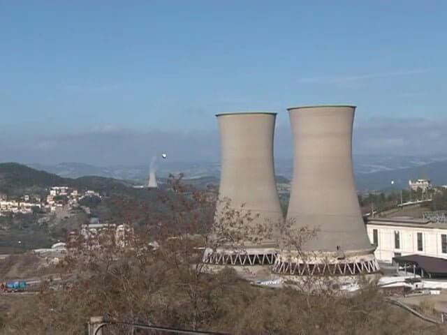 イタリア 地熱発電所