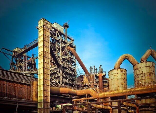工場 高純度水素