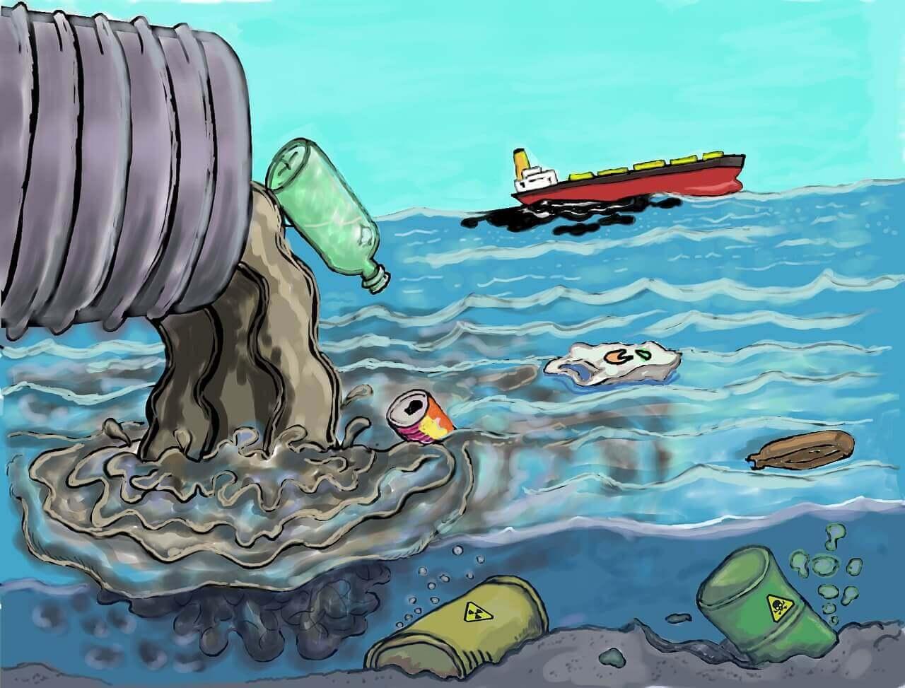 水質汚染_日本_原因_解決策