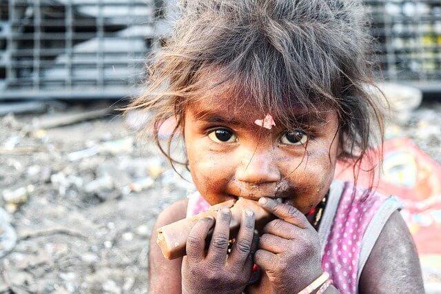 食糧問題_飢餓_栄養不足