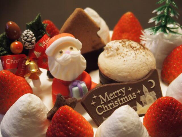 クリスマスケーキ_食品ロス問題